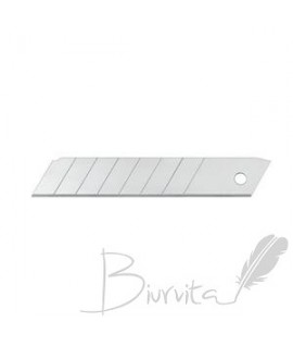 Ašmenys WEDO peiliu 18 mm