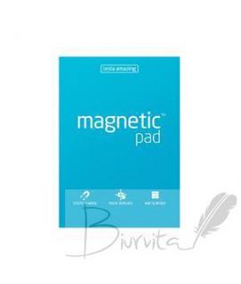 Magnetiniai lapeliai TESLA AMAZING A4 melsvi, 50lapų