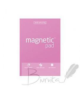 Magnetiniai lapeliai TESLA AMAZING A3 rožiniai, 50 lapų