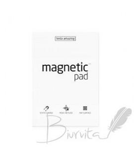 Magnetiniai lapeliai TESLA AMAZING A5 balti, 50 lapų