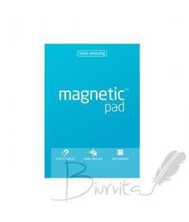Magnetiniai lapeliai TESLA AMAZING A5 melsvi, 50 lapų