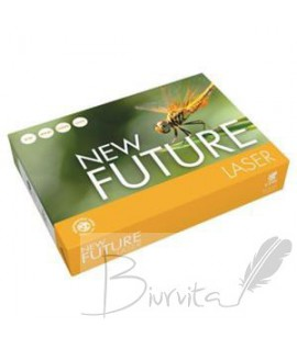 Kopijavimo popierius New Future Laser, A4, 80g/m2, 500 lapų