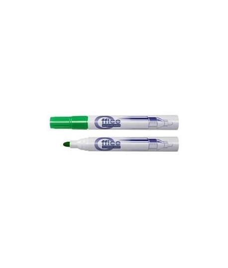 Žymeklis baltai lentai FORPUS, žalias