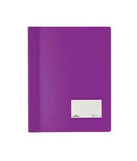 Segtuvėlis DURABLE DURALUX A4 praplatintas, violetinis