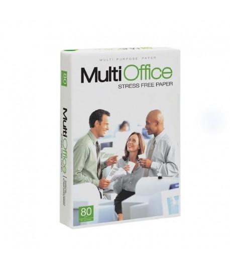 Biuro popierius MultiOffice A4, 80g. 500 lapų.