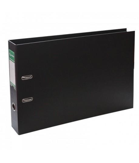 Segtuvas A3, horizontalus, kartoninis, 75mm., juodas