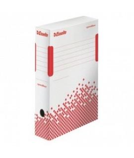Archyvavimo dėžė ESSELTE A4, 80 mm pločio