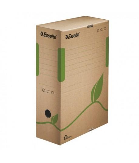 Archyvinė dėžė ESSELTE ECO A4, 100 mm pločio