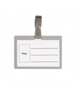 Vardinė kortelė su spaustuku 54 x 90 mm