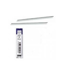 Grafitai HB, 0,7 mm KOH-I-NOOR automatiniams pieštukams