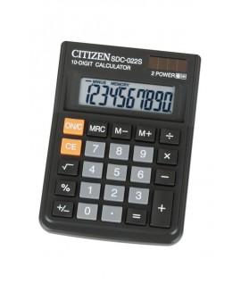 Skaičiuotuvas CITIZEN SDC-022S
