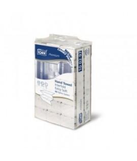 Rankšluostinės servetėlės TORK PREMIUM EXTRA SOFT, H2, 100297, 21 pak.