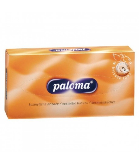 Servetėlės veidui PALOMA, 100 vnt.