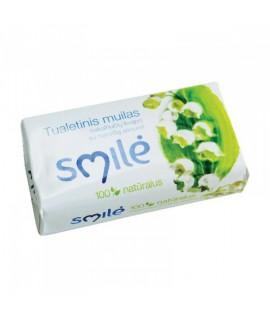 Tualetinis muilas SMILE, pakalnučių kvapo, 100 g