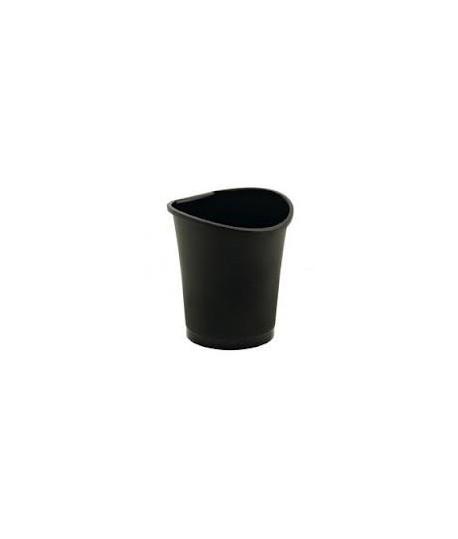 Šiukšlių dėžė ESSELTE BASKO , juoda