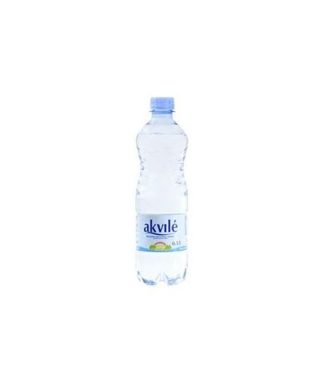 Natūralus mineralinis vanduo AKVILĖ 0,5 l