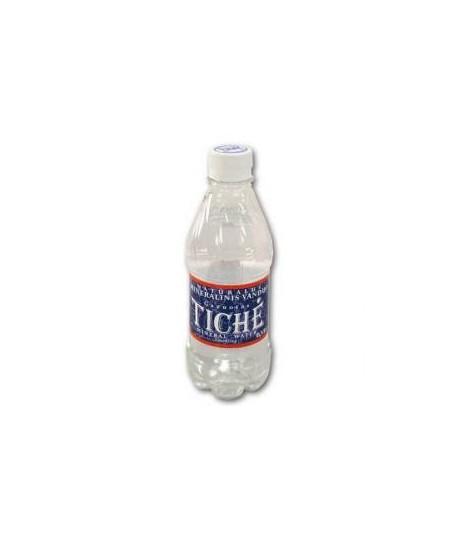 Natūralus mineralinis vanduo TICHĖ , gazuotas, 0,33l