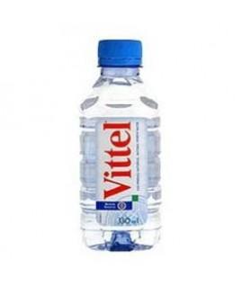 Mineralinis vanduo VITTEL , negazuotas, 0,33 l