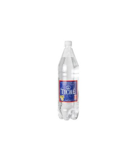 Natūralus mineralinis vanduo TICHĖ, gazuotas, 1,5 l