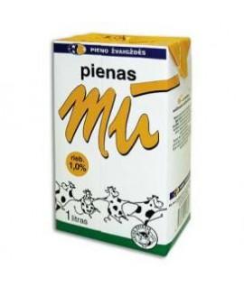 Pienas MŪ 1% , 1l