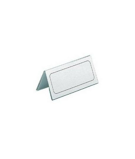 Vardinė kortelė pastatoma DURABLE 52/104 x 100mm