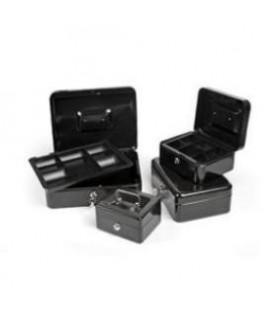 Metalinė dėžutė pinigams FORPUS 150 x 110 x 75 mm