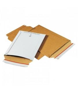 Vokas kieto kartono 240 x 315 mm, 500 g., baltos spalvos