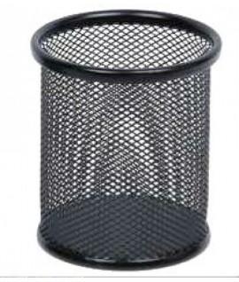 Pieštukinė 8244/408108 perforuoto metalo, juoda
