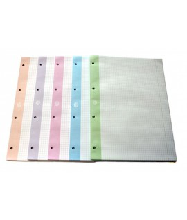 Popierius segtuvui INTERDRUK, A4, 50 lapų, langeliais