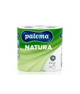 Popierinis rankšluostis PALOMA NATURA 2 vnt.