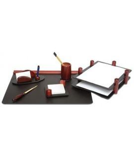 Darbo stalo rinkinys medinis FORPUS 471412
