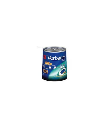 Kompaktinis diskas Verbatim CD-R, 100 vnt.