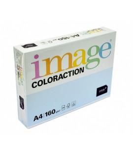 Kartoninis spalvotas popierius IMAGE COLORACTION A4, 160 g/m2, 250 l. geltona Nr. 55