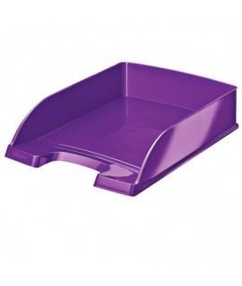 Dokumentų lentynėlė Leitz WOW, violetinė