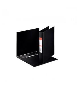 Segtuvas ESSELTE A5, 2 žiedų, juodas