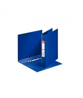 Sgtuvas ESSELTE A5, 2 žiedų, mėlynas