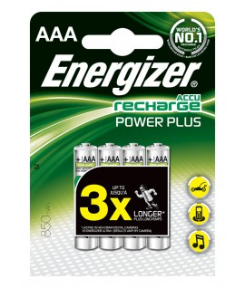 ENERGIZER Power Plus