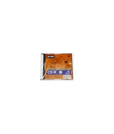 Kompaktinis diskas Acme CD-RW, plonoje dėžutėje