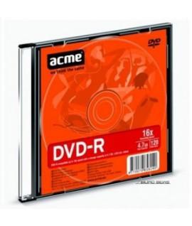 Kompaktinis diskas Acme DVD-R, plonoje dėžutėje