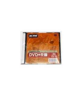 Kompaktinis diskas Acme DVD+R, plonoje dėžutėje