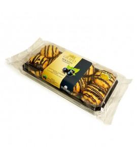 Sausainiai GRAFO su juodųjų serbentų įdaru, 260 g