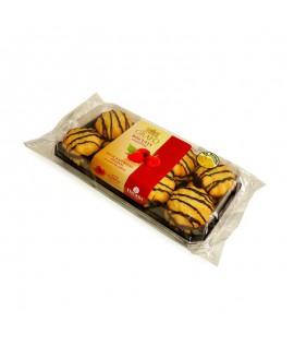 Sausainiai GRAFO su aviečių įdaru, 260 g