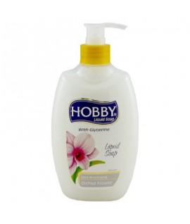 Skystas muilas HOBBY orchidėjų kvapo, 400 ml