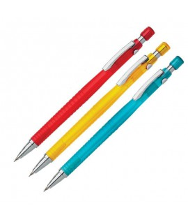 Automatinis pieštukas ICO GOLF C 0,5 mm, korpusas įv. spalvų