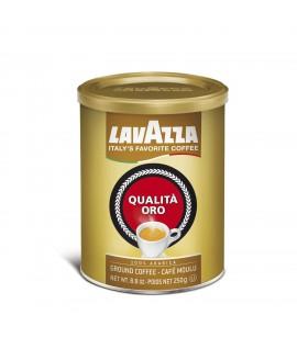 """Malta kava LAVAZZA """"QUALITA ORO"""" skardinėje, 250 g."""