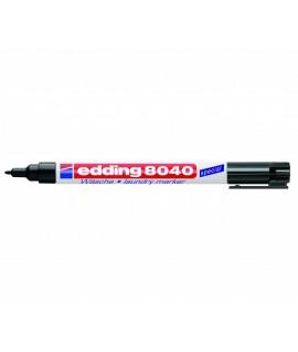 Žymeklis audiniams EDDING 8040, juodas