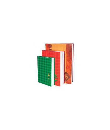 Užrašų knygelė KRESKA A6, 64 lapai, langeliais