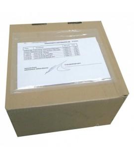 Priklijuojamos įmautės siuntiniams C4, 325 x 230 mm, 500 vnt.