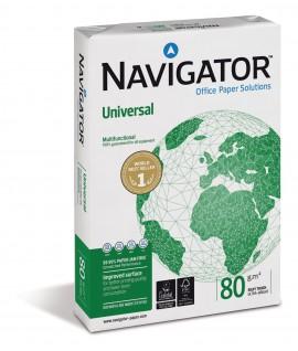 Biuro popierius Navigator Universal A4, 80 g, 500 lapų.