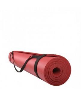 Jogos kilimėlis NBR 1cm, raudonas